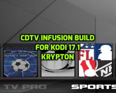 CDTV Infusion Build Krypton