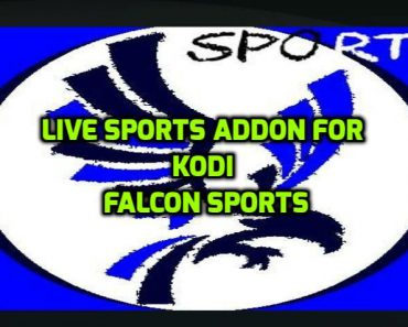 Falcon Sports Addon Kodi