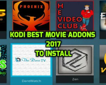 Kodi Movie Addons