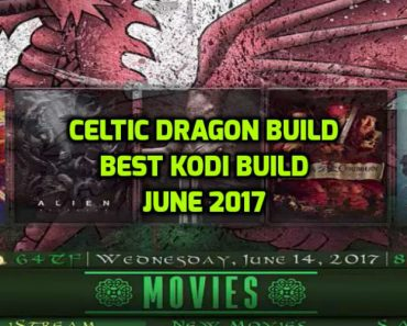 Celtic Dragon Build Kodi