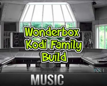 WonderBox Family Build Kodi