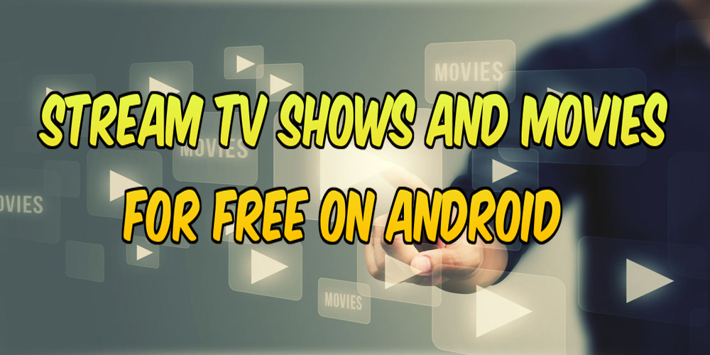 free tv shows android