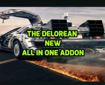 The Delorean Addon