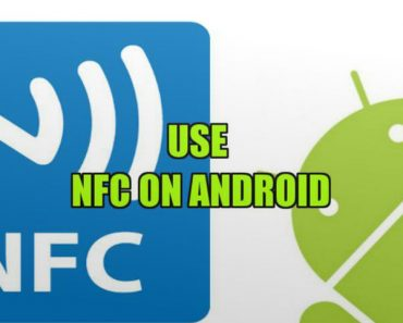 Uses of NFC