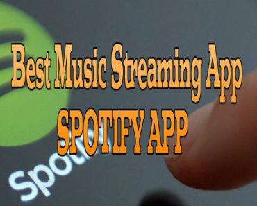 best music streaming app Spotify, listen music on spotify app, how to listen music on spotify app