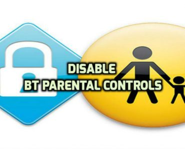 Turn off BT parental controls
