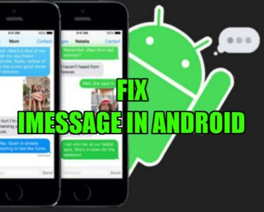 imessage in Android