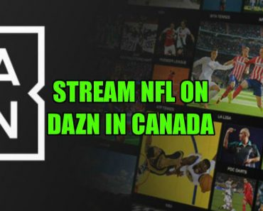 NFL on DAZN in canada