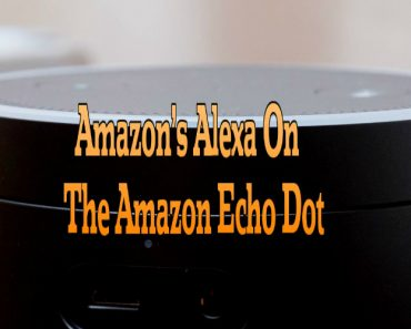 amazons alexa on the amazon echo dot, install amazon alexa on echo dot