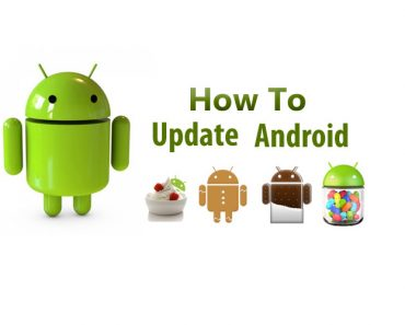 how to update android manually and automatically, update android