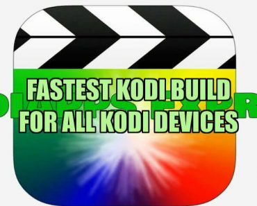 Kodiapps Express Build for Kodi 17 krypton