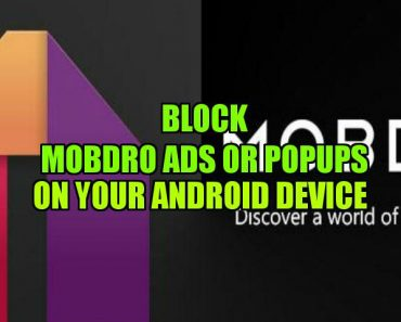 Mobdro ads on firestick