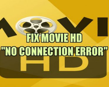 No connection MovieHD error
