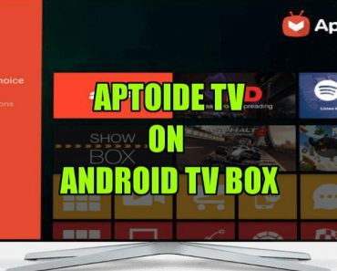 Aptoide TV to an android tv box
