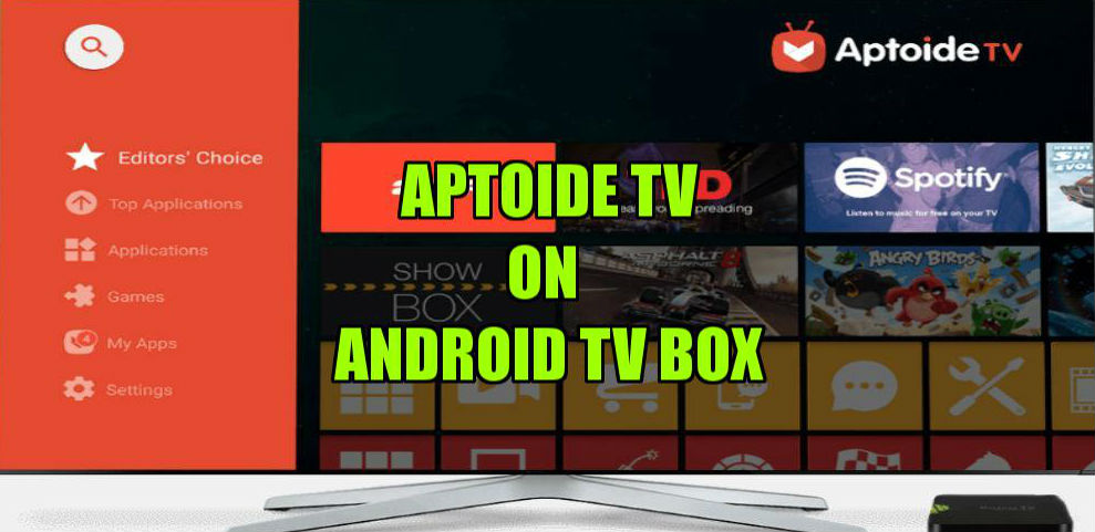 How To Install Aptoide TV APK On Your Android TV Box