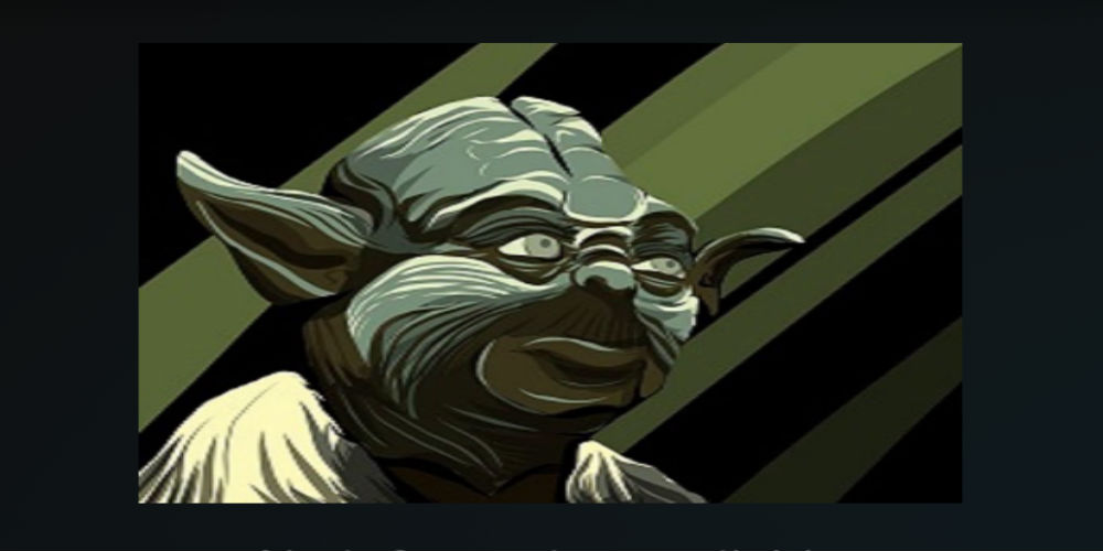 Yoda Addon on Kodi