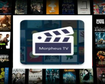 Morpheus TV app for fire devices