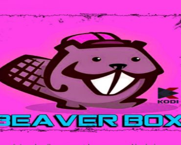 Beaver Box addon on kodi
