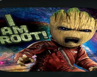 I Am Groot addon for Kodi