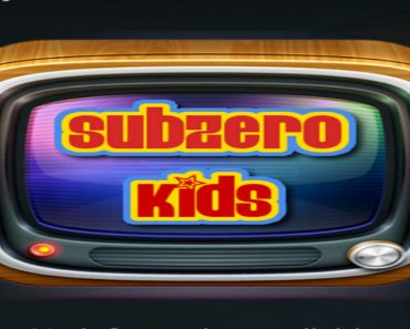 Subzero Kids addon on Kodi