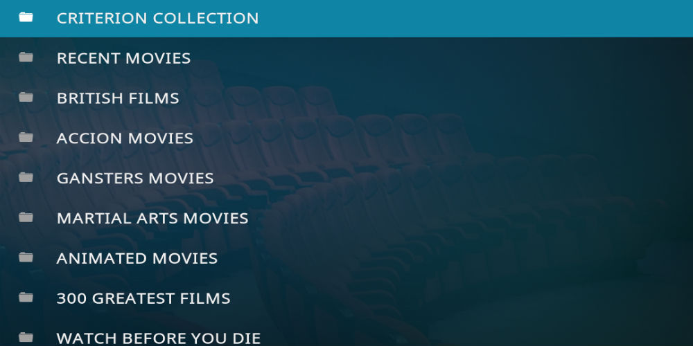 Movie Share Addon for Kodi